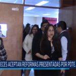 Chiclayo: Jueces aceptan reformas presentadas por Pdte. Vizcarra