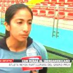 Atleta Reyes con miras a los Panamericanos 2019