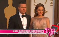 Internacional: Angelina Jolie denuncia a Brad Pitt por incumplimiento con hijos