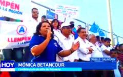 APP: Candidata a la alcaldía promete gestión a puertas abiertas