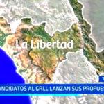 Candidatos a la región La Libertad lanzan sus propuestas