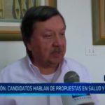 La Libertad: Candidatos hablan de propuestas en salud y corrupción