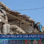 Chiclayo: Comedor popular en Zaña a punto de colapsar