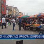 Chiclayo: Con megaoperativos erradicaran comercio ambulatorio