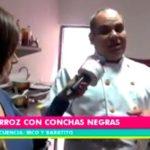 Rico y Baratito: Arroz con conchas negras