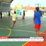 Campus congreso a basquetbolistas de Piura, Chiclayo y Trujillo