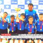 Copa AELU: Equipo trujillano categoría 2011 campeón en Lima