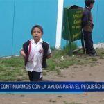 Chiclayo: Continuamos con la ayuda para el pequeño Dalmacio
