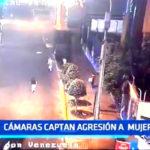 Trujillo: Cámaras de seguridad captan asalto y agresión a mujer