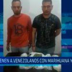Mujer fue detenida al tratar de ingresar droga al INPE