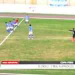 Copa Perú: El Inca 2-0 Real Huamachuco