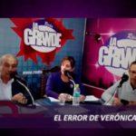 Trujillo: El error de Verónica