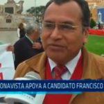 Facción fonavista apoya a candidato Francisco Huerta