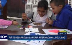 Feria del Libro: Así se desarrolla la feria internacional