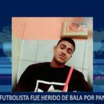 Piura: Futbolista fue herido de bala por pandilleros