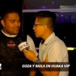 Goza y baila en Huaca vip