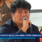 Supuesto hijo de Juan Gabriel espera homologación de ADN