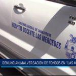 """Chiclayo: Denuncian malversación de fondos en """"Las Mercedes"""""""