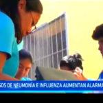 Trujillo: Casos de neumonía e influenza aumentan alarmantemente