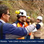 """Piura: Jaime Távara """"Van 20 paralizaciones y nadie ha dicho nada"""""""