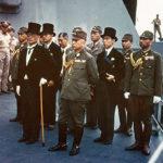Japón le pone fin a la Segunda Guerra Mundial al rendirse