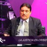 La justicia en crisis