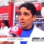 Karate: Técnico satisfecho de compartir conocimientos de esta disciplina