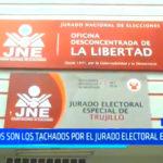 """JNE: Esta es la lista de """"tachados"""" por el Jurado Nacional de Elecciones"""