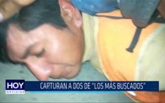"""Chiclayo: Capturan a dos de """"Los más buscados"""""""