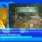 Quiruvilca: Director de Minería dice que empresa minera los sorprendió
