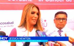 Lanzan campaña para generar cultura de prevención contra el cáncer de mama