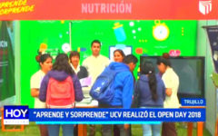 """""""Aprende y sorprende"""" UCV realizó el Open Day 2018"""