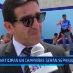 Trujillo: Si participan en campañas serán separados