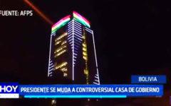 Bolivia: Presidente se muda a controversial casa de Gobierno
