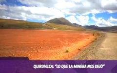 La Libertad: Crisis y estado de emergencia en Quiruvilca