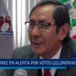 RENIEC: En alerta por votos golondrinos