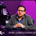 Shorey: ¿Dónde estudiarán los niños?