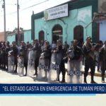 """Chiclayo: """"El estado gasta en emergencia  de Tumán pero no en JLO"""""""