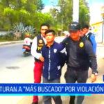 """Cajamarca: Capturan a """"más buscado"""" por violación sexual"""
