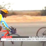 Ciclismo: Competencia se realizará en tres etapas