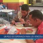 Chiclayo: Un poco de esperanza para los venezolanos