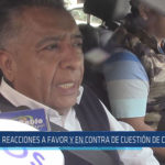 Chiclayo : Reacciones a favor y en contra de cuestión de confianza