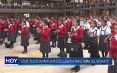 """Chiclayo: """"Sólo orden dominica puede elegir a directora del Rosario"""""""