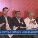 Chiclayo : Se desarrolló debate entre candidatos al Gobierno Regional