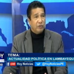 Chiclayo: Actualidad política en Lambayeque