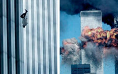 El atentado 11 de setiembre destruye las Torres Gemelas en EE.UU