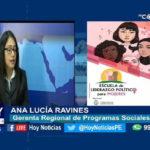 Chiclayo: Escuela de liderazgo político para mujeres