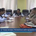 Chiclayo: Se toman medidas preventivas ante incendios forestales