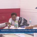 Chiclayo: Fomentan el acceso a la justicia para población vulnerable