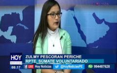 Chiclayo: Voluntariado de responsabilidad social.